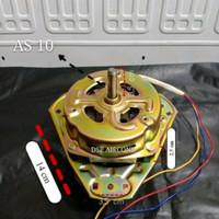 Dinamo pengering mesin cuci Aqua Sanyo Polytron kaki 3 Tembaga