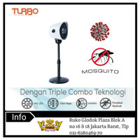 TURBO UVC Air Purifier MOSQUITO CATCHER CSTM01