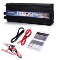 Optimus power supply inverter rectangle dc 24v volt 2000w ac 220v watt