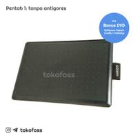 One by Wacom CTL-472 - Pen Tablet Pentab Like New BONUS SOFTWARE
