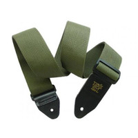 ERNIE BALL 4048 POLYPRO LONG GUITAR STRAP OLIVE