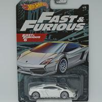 Hotwheels Lamborghini Gallardo FF Edition
