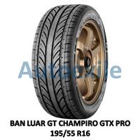 Ban Luar GT 195/55 R16 Champiro GTX PRO Tubeless On Road Driving Tire