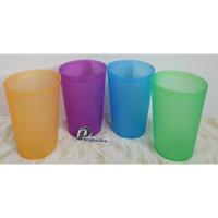 Gelas Plastik Kiramas 2206/ Gelas Minum Warna