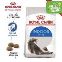 ROYAL CANIN INDOOR LONGHAIR 2KG CAT