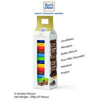 Cokelat RITTER SPORT Mini Assorted Giftbox 250gram 15pcs - Terenak
