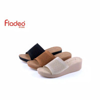 Fladeo I20/LDJ293-1HD/Sandal For Ladies [ Wedges Style ]