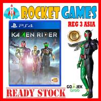 PS4 Kamen Rider Memory of Heroez Reg 3 ASIA / ENGLISH