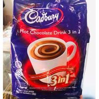 Cadbury Hot Chocolate Drink 3 in 1 450g.