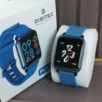 jam tangan smart watch Digitec PULSE smartwatch water resist