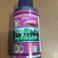 obat ikan ungu kalsium