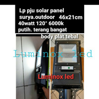 pju jalan solar cell panel surya all in one 40 w 40w 40watt 40 watt