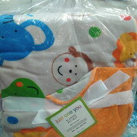[PROMO] Selimut bayi double fleece carter nyaman