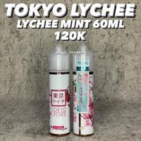 TOKYO LYCHEE TOKIO LECI BY PUBLIC X JVD LIQUID 60ML (INDONESIA)