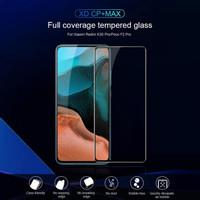 XIAOMI POCO X3 NFC TEMPERED GLASS NILLKIN XD CP+MAX ORIGINAL POCOPHONE