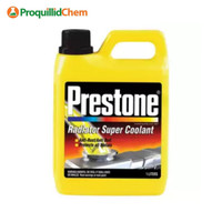 PRESTONE AIR COOLANT RADIATOR SUPER COOLANT CONCENTRATE MOBIL PRESTONE