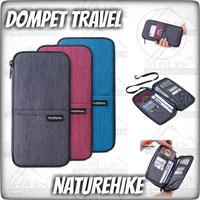 Dompet Naturehike Multifunction Travel Wallet Tas Mini Pasport HP