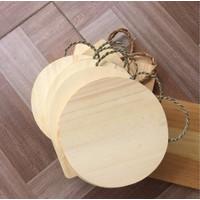 Souvenir talenan 15cm talenan tali talenan gantung talenan kayu