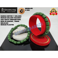 Gelang GINSAMYONG Hijau Gelang Kesehatan Original Ginsamyong