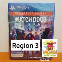 PS4 Watch Dogs Legion / WD Watch Dog Legion
