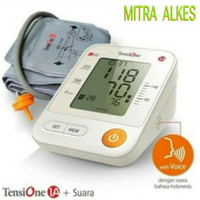 Tensi Meter Digital + Suara OneMed. Blood Pressure Monitor One Med.