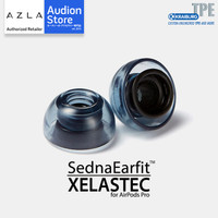 Eartips Earpiece AZLA SEDNA / SednaEarfit XELASTEC for Airpods Pro