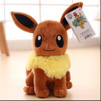 Boneka Pokemon Eevee Original