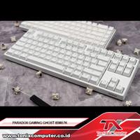 PARADOX GAMING GHOST KEYBOARD IBM87K White