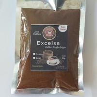 Bubuk kopi excelsa 20 gram / kopi bubuk murni kemasan ekonomis