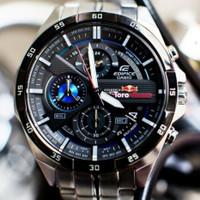 jam tangan pria casio edifice EFR 5567TR original BM