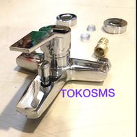 Kran bathub shower air panas untuk ariston modena model toto wasser