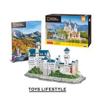 Cubicfun 3D Puzzle – Neuschwanstein Castle