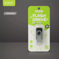 Robot RF108 Rotatable U-disks 8GB with Package Flash Drive High Speed