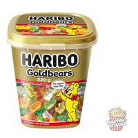 Permen HARIBO Goldbears Gummy 220gram import Spanyol -Terenak Termurah