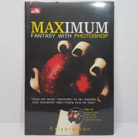 Buku Maximum Fantasy With Photoshop