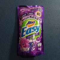 Attack Easy Deterjen Cair 800 ml - Purple Blossom