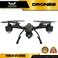 Drone Quadcopter Pioneer Ufo JXD 509W wifi camera