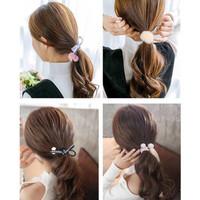 Ikat Rambut 1 Set / Fashion Hair bands Korean Style