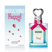 Moschino Funny Eau De Toilette Natural Spray 50Ml