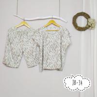 Piyama/Baju Tidur/Daily Wear Wanita Dewasa Jumbo JB-34