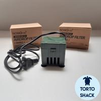 Nomoy Filter Air Kura Murah | Low Water Filter Internal Kolam Dangkal