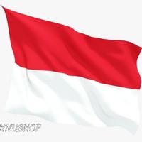Bendera Kampung Merah Putih Ukuran 60 x 90 cm Barang Berkualitas