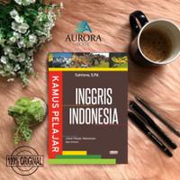 BUKU KAMUS PELAJAR INGGRIS INDONESIA - SUTRISNO - ORIGINAL