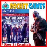 PS4 Watch Dogs Legion / WatchDogs Legion Resistance Edition