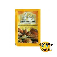 Saf Instant Ragi Kering Pengembang Kue Roti @ 4 Sachet x 11 gr