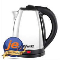 idealife IL110 – Electric Kettle 1.8 Liter Stainless 350 Watt