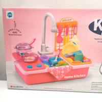 mainan kitchen sink set wastafel /mainan cuci piring anak perempuan