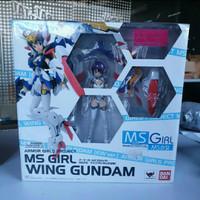 Figure Armor Girls Project MS Girl Wing Gundam EW Ver. Bandai Original