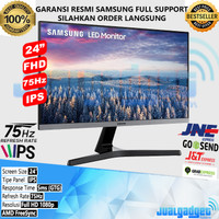 Samsung LED Monitor Gaming 24 inch 24SR350- 75Hz - IPS - Full HD - 5ms