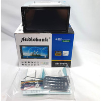 Head Unit Audiobank 6912 Autolink Double Din